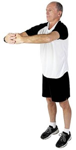 Arthritis Stretch