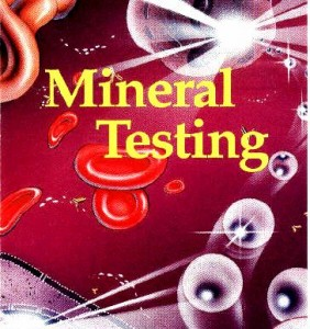 Mineral Testing