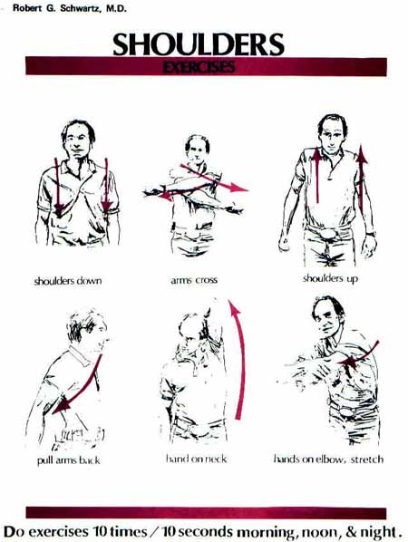 Shoulder Exercises Piedmont Physical Medicine