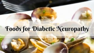 clams food for diabetic neuropathy