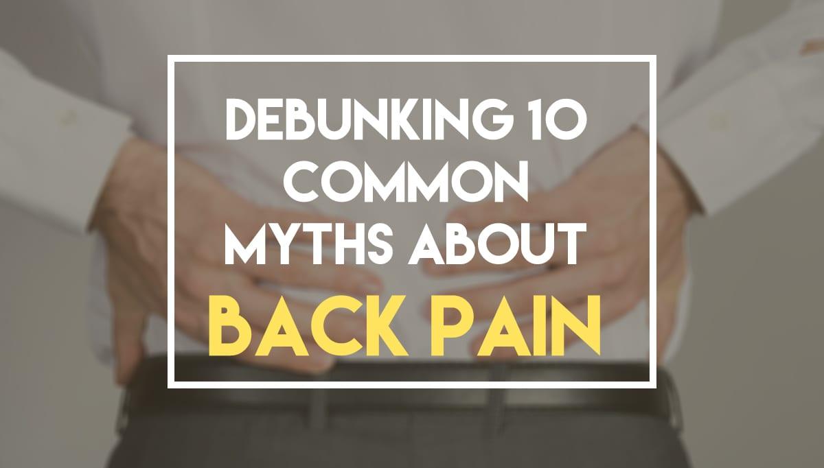 10 Myths About Osteoarthritis