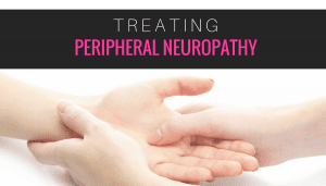 Treatment programs and techniques for peripheral neuropathy