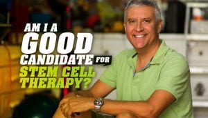 man stem cell therapy candidate