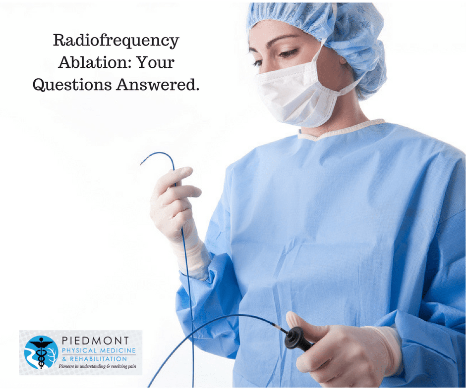 Radiofrequency Ablation | Piedmont PMR